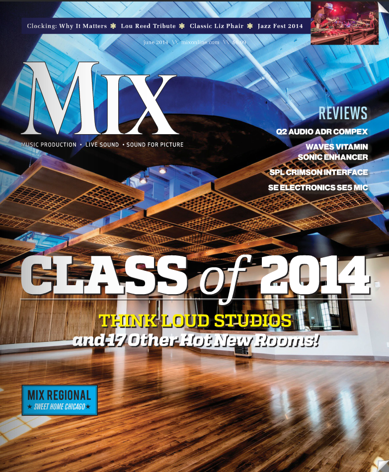 mix 2014 cover