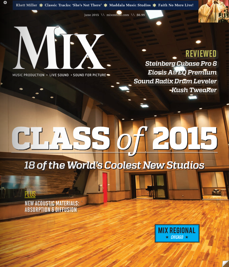 Mix 2015 Cover