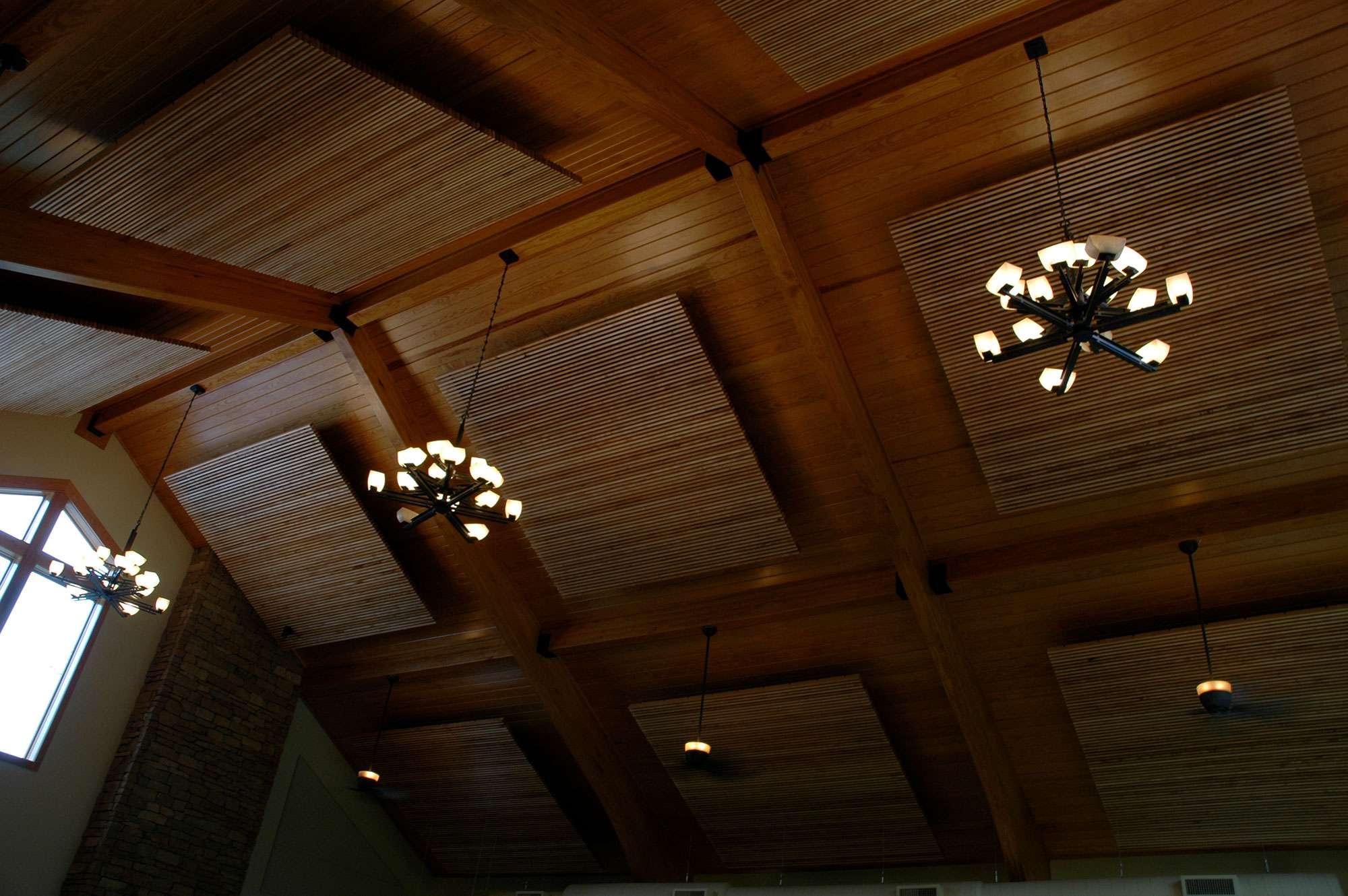 Tabernacle ceiling